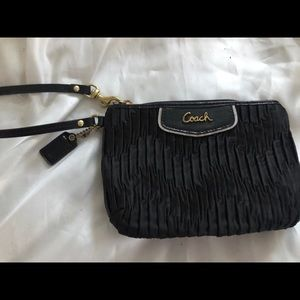 Super cute Coach clutch